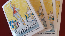 7 Stufen - Comic